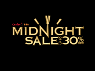 Midnight & Luxury Watches Sale Theme