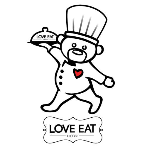 Love Eat Bistro & Bear Icon